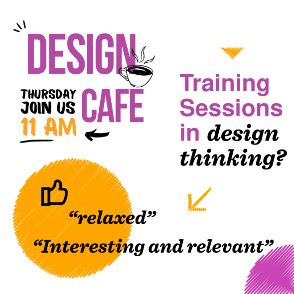Design Cafe Training Event at Aalto Startup Center