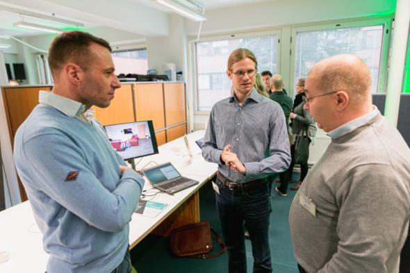 Investor at Aalto Startup Center